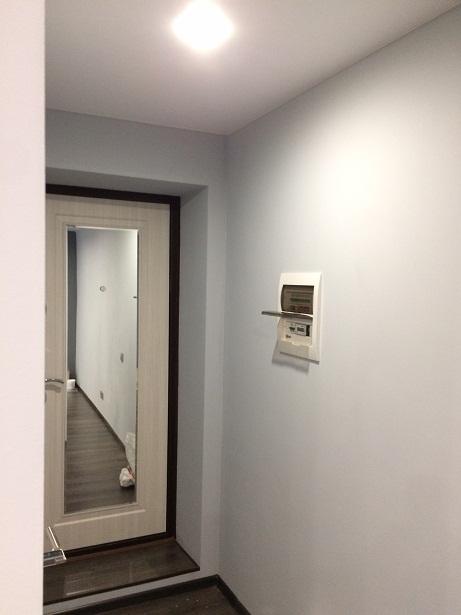 Ремонт хрущевки 1 комната – Бюджетный ремонт в однокомнатной ... | 615x461